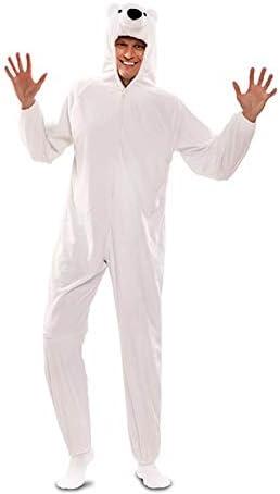 Disfraz de Oso Polar para hombre: Amazon.es: Juguetes y juegos