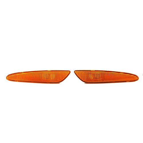 (Right&Left Side Turn Signal/Side Marker Light in Bumper for Mercedes-Benz W211 03-06)