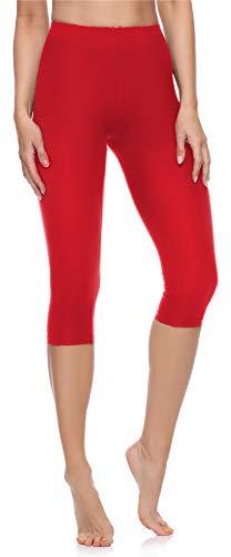 Merry Style Legging 3/4 Tenue Sport Femme MS10-199