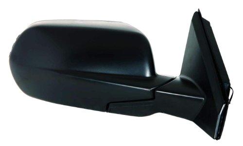 - Depo 317-5402R3EB Black Passenger Side Power Non-Heated Mirror