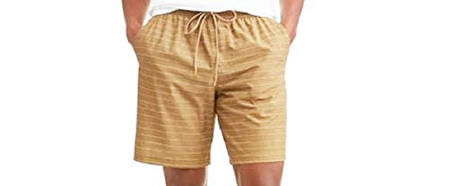 Outpost Hybrid - Mens Texture Pull On Hybrid Swim Shorts (X-Large 40/42, Outpost Brown)