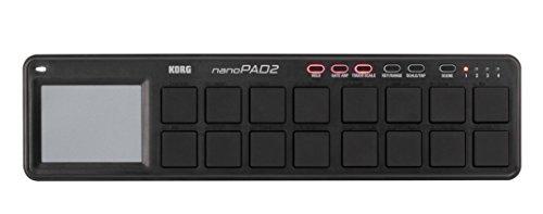Korg nanoPAD2 Slim-Line USB MIDI Pads