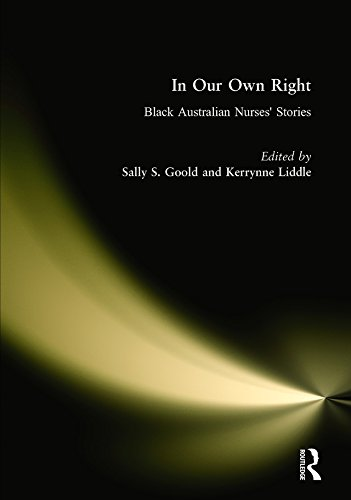 In Our Own Right: Black Australian Nurses' Stories Pdf