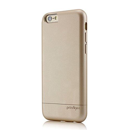 """Prodigee iPhone 6 6s plus 5.5"""" Sleek Slider Gold Schutz dünn Hülle Stück dünner dünnfor 2 piece case cover"""