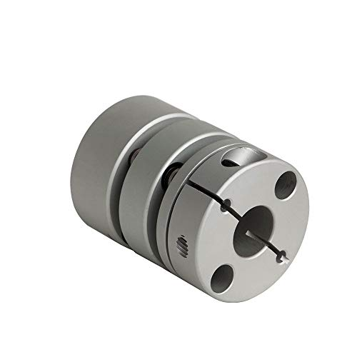 Cloudray CO2 Laser Metal Parts Coupling 12mm Mechanical Components for DIY CO2 Laser Engraving Cutting Machine