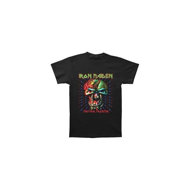Rockabilia Iron Maiden T shirt Clothing