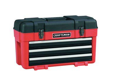 Craftsman 9-65628 3-Drawer Plastic/Metal Portable Chest