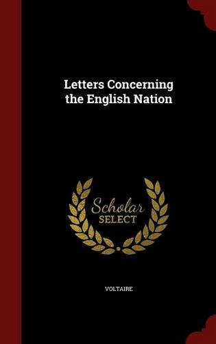 Letters Concerning the English Nation pdf