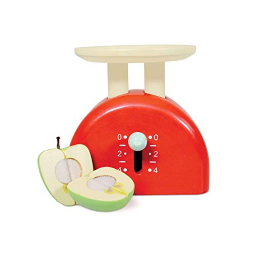 Le Toy Van Honeybake Wooden Weighing Scales]()