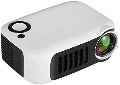 KAIROSF Retroproyector portátil, Full HD 1080p Resolución nativa Calidad de Sonido de Alta fidelidad Responda rápidamente Ampliamente Compatible con múltiples Dispositivos: Amazon.es: Electrónica