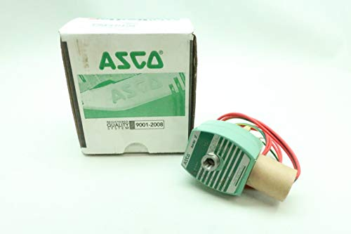 ASCO 8314H008 RED-HAT Solenoid Valve 120V-AC 1/4IN NPT