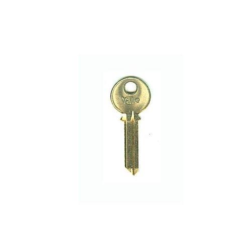 Yale RN11-GG Standard Bow Key Blanks (Box Of 50)
