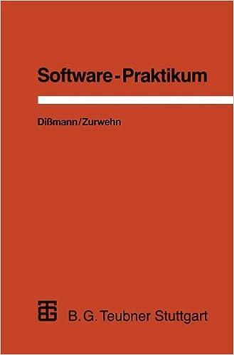 Software-Praktikum (German Edition)