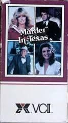 Murder in Texas [VHS]