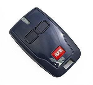 3 opinioni per Telecomando per portone BFT Mitto B RCB2