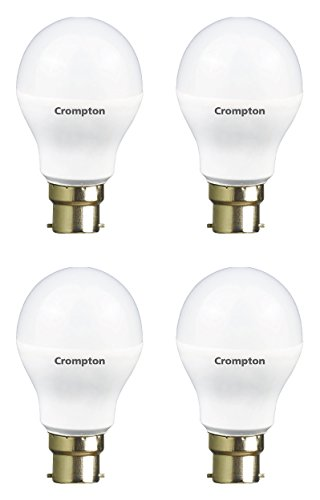 Crompton 12W B22 1200L LED Bulb (White,Pack..