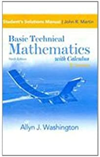 Basic technical mathematics with calculus si version ninth edition student solutions manual for basic technical mathematics with calculus si version fandeluxe Image collections