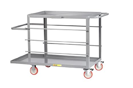 Little Giant RC2448-5PYTL Electrician\'s Bulk Handling Wire Reel Cart ...