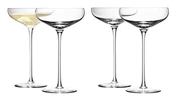 LSA INTERNATIONAL 10.1 oz Coupe Champagne Glass