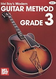 Mel Bay Modern Guitar Method Book Grade 3