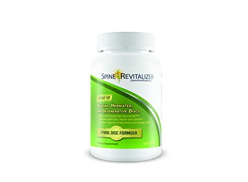 (Spine Revitalizer (neochondromine) Back Pain and Neck Pain Support for Bulging, Herniated, and Degenerative Discs)