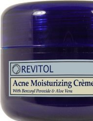 Revitol Acne Moisturizing Cream (One - 2 oz jar)