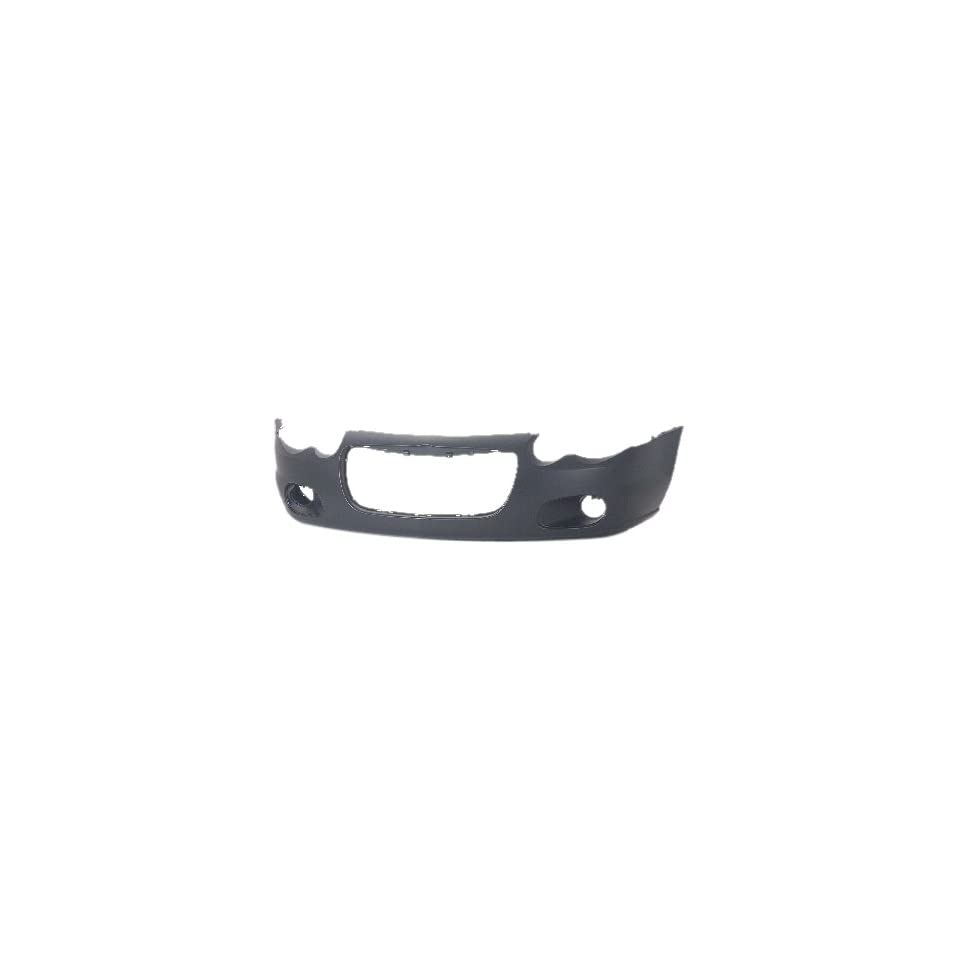 OE Replacement Chrysler Sebring Front Bumper Cover (Partslink Number CH1000400) Automotive