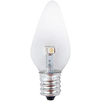 Meridian Electric 13121 Led C7 Replacement Nightlight