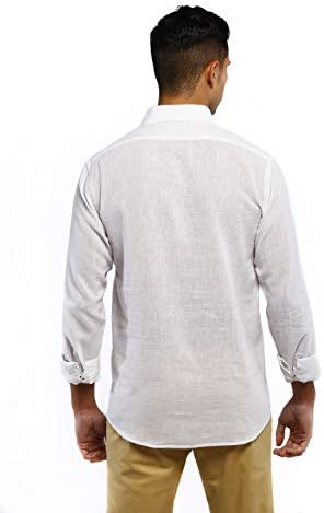 THE TIME OF BOCHA Camisa Hombre Polera Manga Larga KV1POL-101 Talla M: Amazon.es: Ropa y accesorios