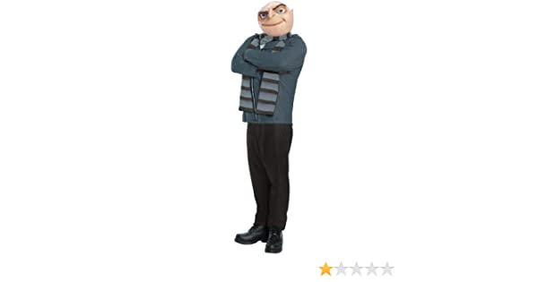 Original Con Licencia Adulto Hombre hombre Despicable Me GRU TV ...