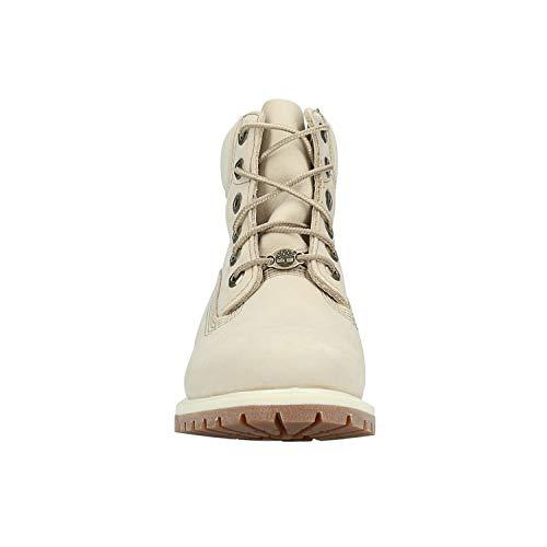 Timberland Stivali In Premium Donna 6 Bianco Waterproof rIHwCraq c7df3ebb499