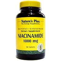 ナイアシンアミド1000mg Niacinamide 90錠 【海外直送品】