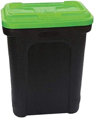 Caja de almacenamiento seco para guardar comida de animales, mascotas, perros o gatos, recipiente de semillas para pájaros silvestres, 30L / 15 kg: Amazon.es: Productos para mascotas