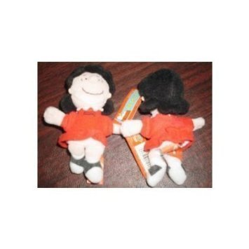 Pals Finger Puppets - Peanuts Lucy Van Pelt Plush Finger Puppet by Kencraft Puppet Pals