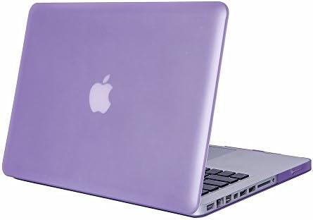 MacBook Pro 15 Carcasa, Funda Carcasa de Protector para Apple MacBook Pro 15 pulgadas (Model:A1286) Hard Case Cover ,Morado