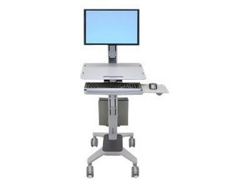 Ergotron 24-198-055 - WORKFIT C-MOD LCD LD - LIGHT DUTY SITTING OR STANDING