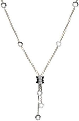 Bulgari Halskette mit Anhänger 18 Karat Weißgold 1 B.Zero