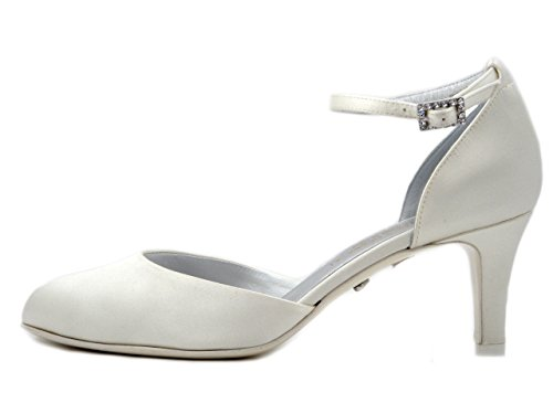 Osvaldo 1013 Women's Pericoli Ivory Shoes Court ral r7rR6q