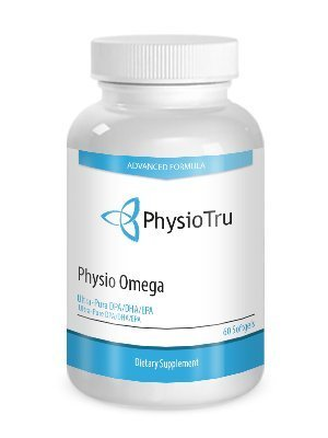 Physio Omega - 4 Pack by PhysioTru, Inc.