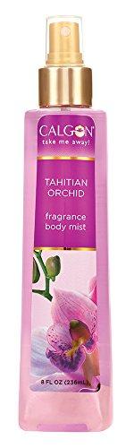 Calgon Tahitian Orchid Fragrance Body Mist 8 oz