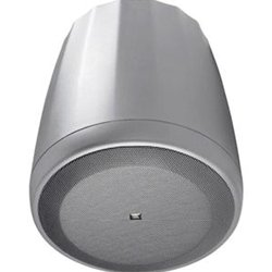 JBL C62P-WH | Control 62P Ultra Compact Mid High Satellite Pendant Speaker WHITE (pair) by JBL