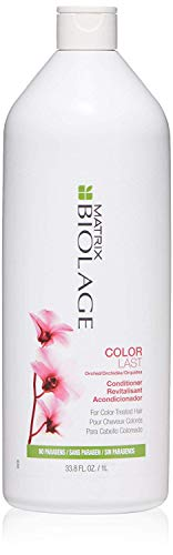 Biolage Colorlast Conditioner For Color-Treated Hair, 33.8 Fl. Oz. (Best Shampoo And Conditioner For Blonde Color Treated Hair)