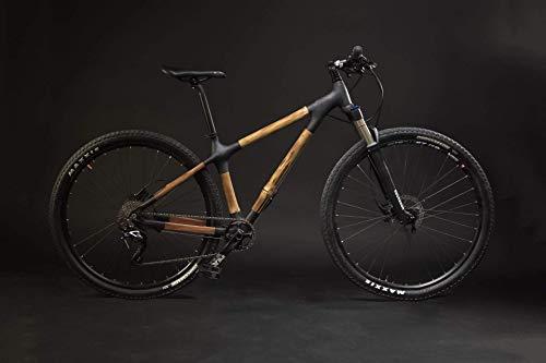 Bicicleta de Bambú para Montaña Ajusco