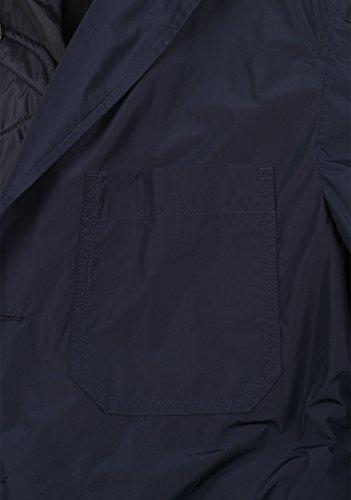 CL - Moncler Navy TITIEN Rain Coat Blazer Size 3 / M / 50 / 40 U.S.