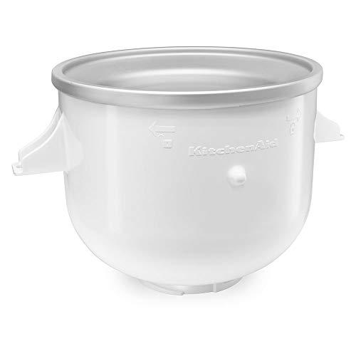 Sorveteira Branca para Stand Mixer KitchenAid KIP01CX Branco