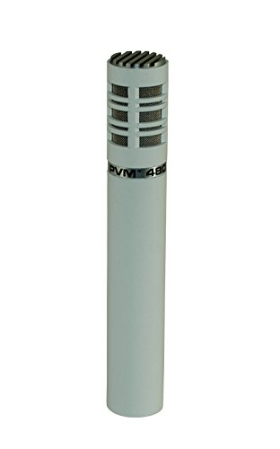 Peavey PVM 480 Super Cardioid Microphone - White by Peavey