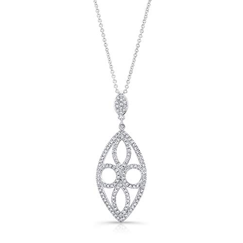 0.45 Ct Marquise Diamond - 1