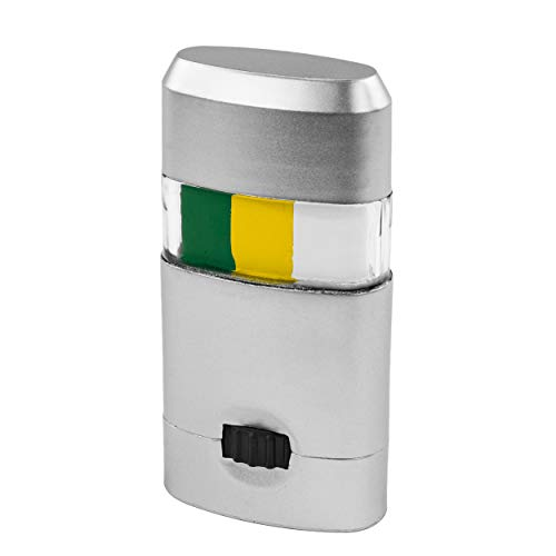 Artistry Closet Green Yellow White Face Paint in Easy-Dispense Stick! - Game Day Tailgating Made Better! - No Mess!