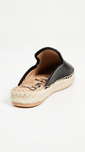 Edelman Sam Black Mule Women's Leather Kerry zqqw8PCA