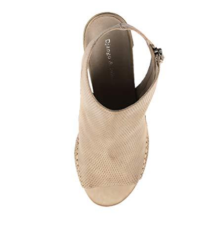 amp; Donkey DJANGO JULIETTE LEATHER PUNCH Sandals DASLIDE Womens Shoes DONKEY Heels High rtrdqvnw